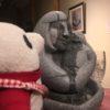 カッコイイ石彫作家、日下育子さんを紹介します