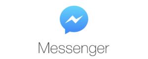 Facebookのmessenger